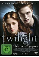 Twilight - Biss zum Morgengrauen DVD-Cover