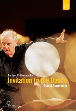 Invitation to the Dance - Daniel Barenboim DVD-Cover