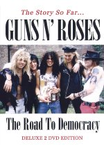 Guns N' Roses - The Road to Democracy  [DE] [2 DVDs] DVD-Cover