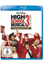 High School Musical 3: Senior Year - Extended Edition Blu-ray-Cover