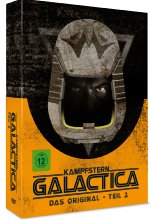 Kampfstern Galactica - Teil 2 - Metal-Pack  [5 DVDs] DVD-Cover