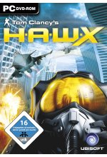 Tom Clancy's H.A.W.X. Cover