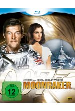 James Bond - Moonraker Blu-ray-Cover