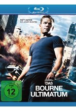 Das Bourne Ultimatum Blu-ray-Cover