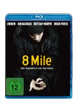 8 Mile Blu-ray-Cover