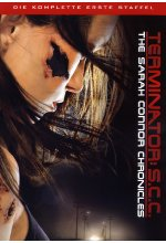 Terminator: S.C.C. - Staffel 1  [3 DVDs] DVD-Cover