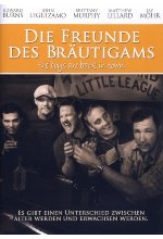 Die Freunde des Bräutigams - The boys are back in town DVD-Cover