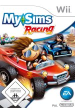 My Sims Racing Cover