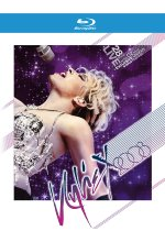 Kylie Minogue - Kylie X 2008/Live Blu-ray-Cover