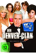 Der Denver-Clan - Season 2  [6 DVDs] DVD-Cover