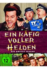Ein Käfig voller Helden - Season 3  [5 DVDs] DVD-Cover