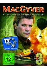 MacGyver - Season 3  [5 DVDs] DVD-Cover