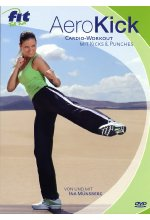 Fit For Fun - AeroKick: Cardio-Workout mit Kicks & Punches DVD-Cover