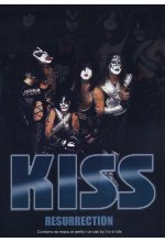 Kiss - Resurrection DVD-Cover