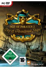 Age of Pirates 2 - City of Abandoned Ships Cover