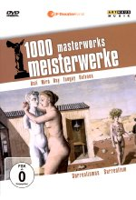 1000 Meisterwerke - Surrealismus DVD-Cover