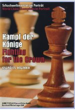 Kampf der Könige - Fighting for the Crown DVD-Cover