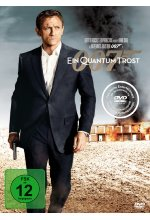 James Bond - Ein Quantum Trost DVD-Cover