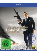 James Bond - Ein Quantum Trost Blu-ray-Cover