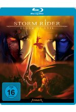 Storm Rider - Clash of Evil Blu-ray-Cover
