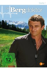 Der Bergdoktor - Staffel 1  [2 DVDs] DVD-Cover