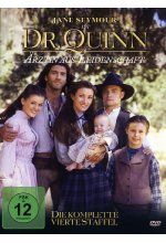 Dr. Quinn - Staffel 4  [7 DVDs] DVD-Cover