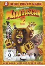 Madagascar 2  [2 DVDs] DVD-Cover