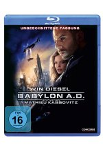Babylon A.D. - Uncut Blu-ray-Cover