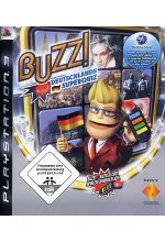 BUZZ! - Deutschlands Superquiz Cover
