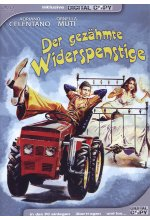 Der gezähmte Widerspenstige DVD-Cover