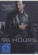 96 Hours - Metal-Pack DVD-Cover