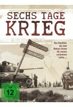 Sechs Tage Krieg DVD-Cover