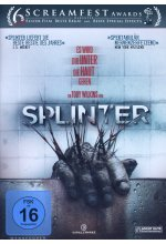 Splinter DVD-Cover