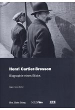 Henri Cartier-Bresson - Biographie eines Blicks - NZZ Film DVD-Cover