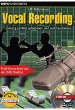 Vocal Recording  [2 DVDs] DVD-Cover