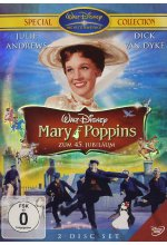 Mary Poppins - 45th Anniversary Edition  [2 DVDs]<br> DVD-Cover