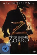 Zorro - Die Legende DVD-Cover