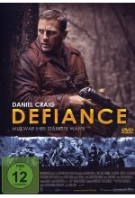 Defiance DVD-Cover