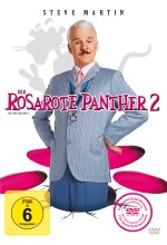 Der Rosarote Panther 2 DVD-Cover
