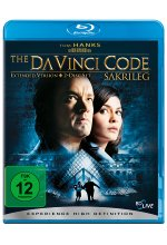 The Da Vinci Code - Sakrileg - Extended Version  [2 BRs] Blu-ray-Cover