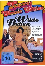 Wilde Betten - Sexy Classic Edition DVD-Cover