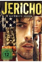 Jericho - Season 2  [2 DVDs] DVD-Cover