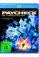 Paycheck - Die Abrechnung Blu-ray-Cover