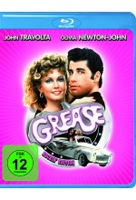 Grease 1  [SE] - Rockin' Edition Pink Blu-ray-Cover