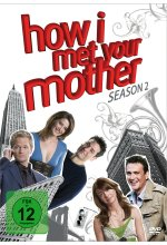 How I met your mother - Season 2  [3 DVDs] DVD-Cover