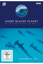 Unser blauer Planet  [3 DVDs]  (Amaray) DVD-Cover