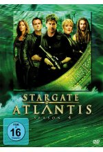 Stargate Atlantis Season 4  [5 DVDs] DVD-Cover