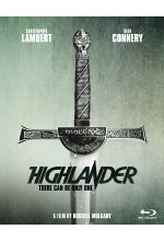 Highlander 1 - Metal-Pack Blu-ray-Cover