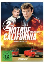Notruf California - Season 2.1/Episoden 01-11  [3 DVDs] DVD-Cover