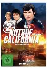 Notruf California - Season 2.2/Episoden 12-21  [3 DVDs] DVD-Cover